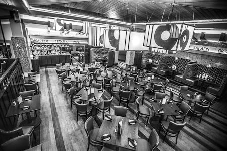 Table 9 - New York Restaurant Photography - Blueflash