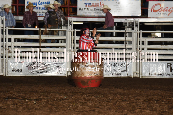 BULL RIDING 1ST SECTION