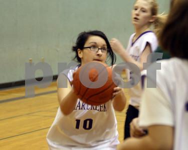 JV 7th Grade Girls Basketball