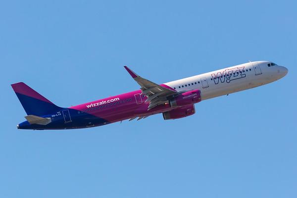 HA-LTB - Airbus A321-231