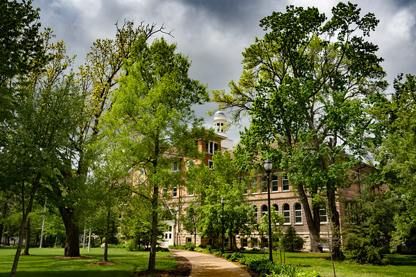 Old Main August 2019