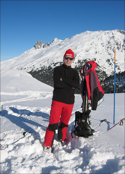 France, Les 3 Vallees, 2005