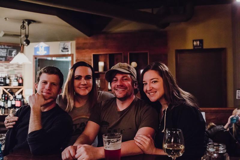 Kurt, Kristen, Dave, Nicola
