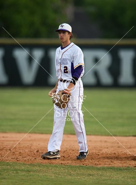 2012-04-26 Baseball Varsity Kinkaid @ St. John's - Abbreviated