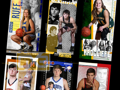 Winter banners 2020-21