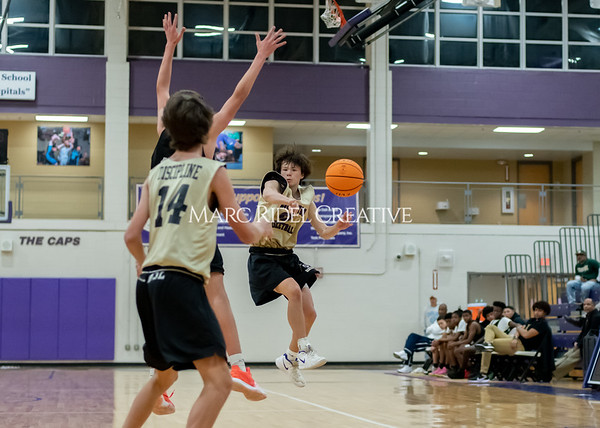 Broughton basketball vs Northern Nash. November 13, 2019. MRC_6284