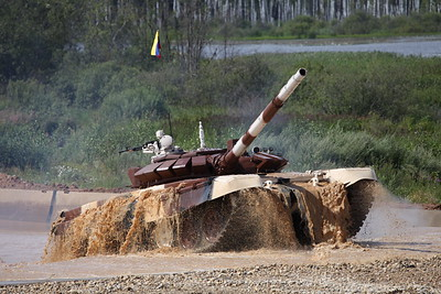 T-72B3 Tank Biathlon Special