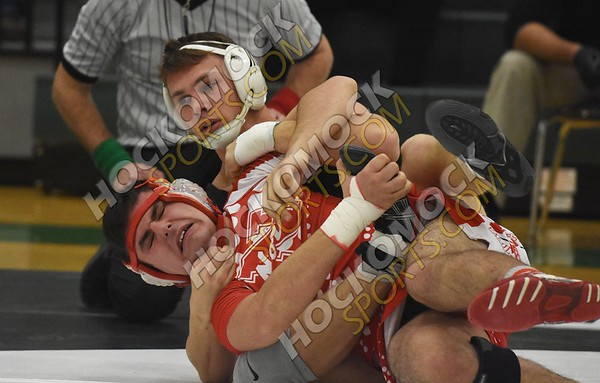 Mansfield - North Attleboro Wrestling 12-12-18