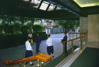 Bangkok/Floating Market April 1999