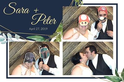 Sara and Peter's Wedding