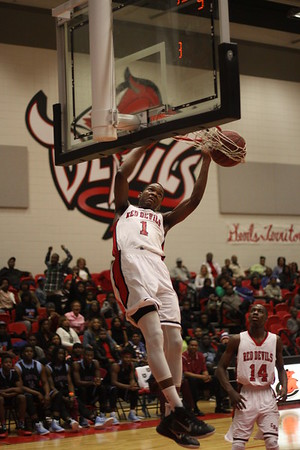 2014-15 CHS vs Carver Basketball