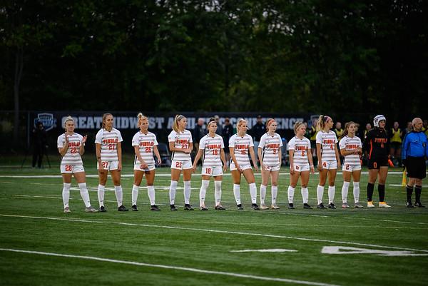 2021-09-23 UF Women's Soccer vs Tiffin