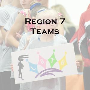 Region 7 Teams