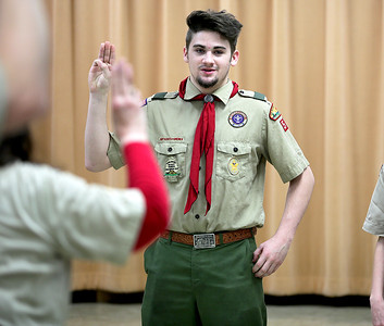 Downers Grove scouts
