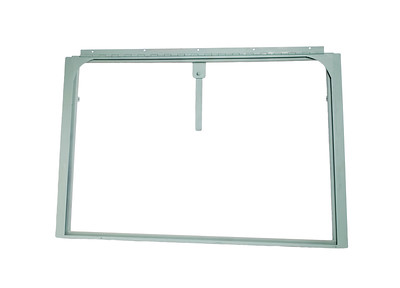 CASE IH 44 84 85 BD SERIES L CAB REAR WINDOW FRAME