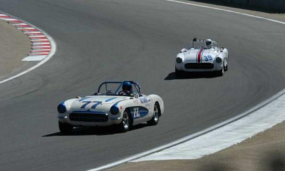 2004 Monterey Historics Group 3B 1955-61 Sports & GT Over 2.2 L