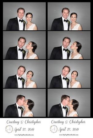 Courtney & Christopher's Wedding