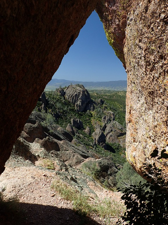 Pinnacles National Park California