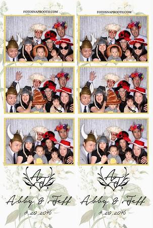 Abby & Jeff's Wedding 2016