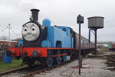 Buckinghamshire Railway Centre 6th December 2015