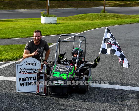 Northern Senior Champs - NSCKS Race #3