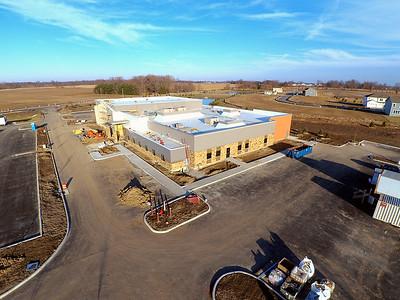 2017-01-01 Westfield Campus Construction Aerial