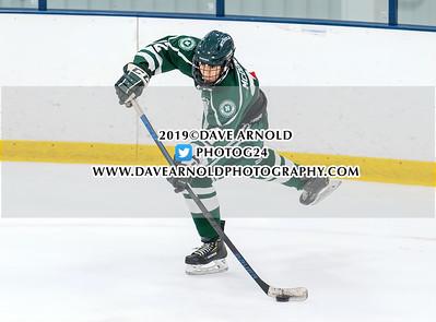 1/5/2020 - Boys Varsity Hockey - Culver vs Nichols