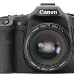 Gemodificeerde Canon 40D