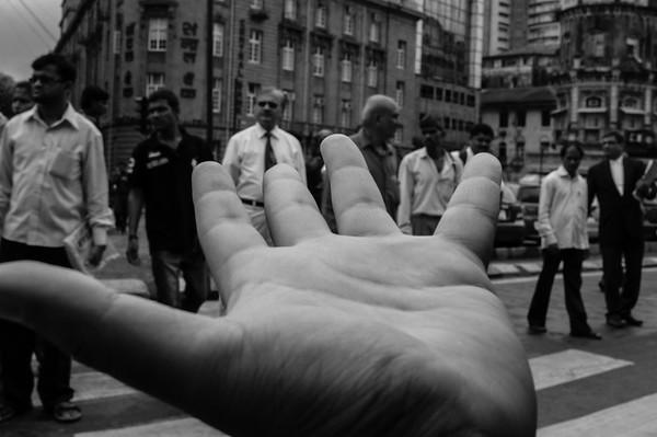 Hands, Heads, Shadows