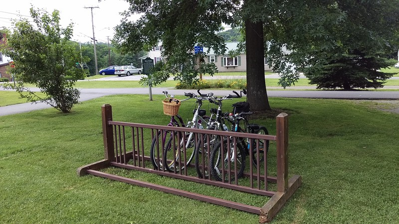 Park Your Bike in Dilltown