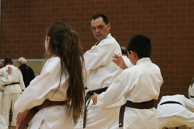 Shotokan Karate Spring Camp