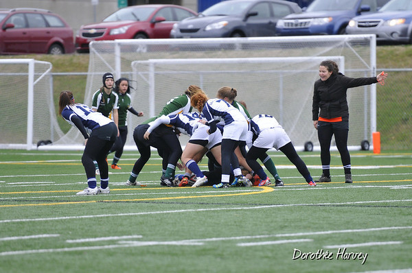 Rugby Féminin FXG automne 2012