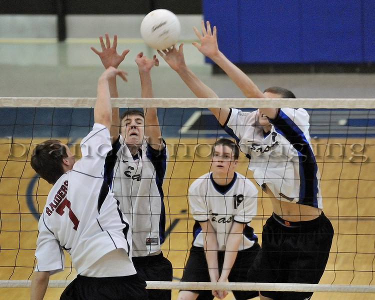 Lincoln-Way East Sophomore Boys Volleyball (2010)