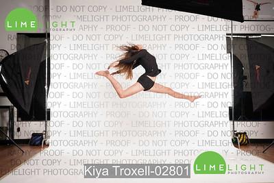 Kiya Troxell