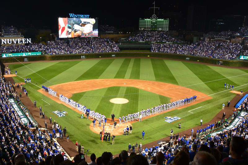National League Championship Series: Chicago Cubs v. L.A. Dodgers