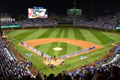 National League Championship Series: Chicago Cubs v. L.A. Dodgers