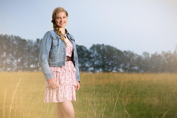 Sydney Smith, Senior Portraits