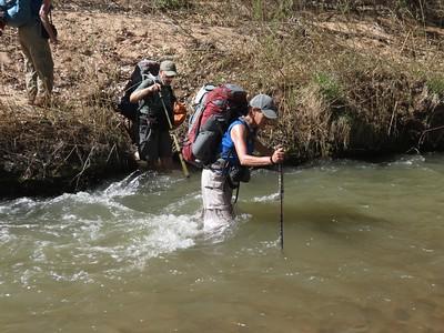 25Mile Escalante River to Harris Wash BackpackApr2012