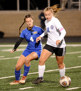 Madison vs NDCL District Soccer October 25, 2018