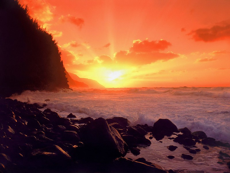 NaPali Sunset, Kauai, Hawaii.jpg