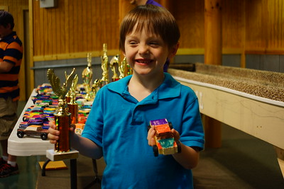 2015 Mighty Eagles Pinewood Derby