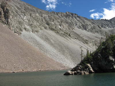 Colorado State Forest State Park August 2010