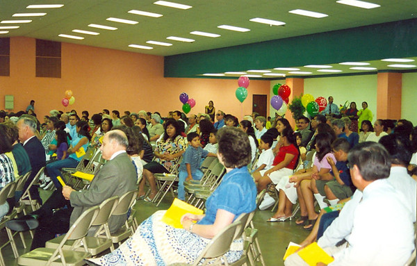 May 2001 Dr.Chavez Farewell Event