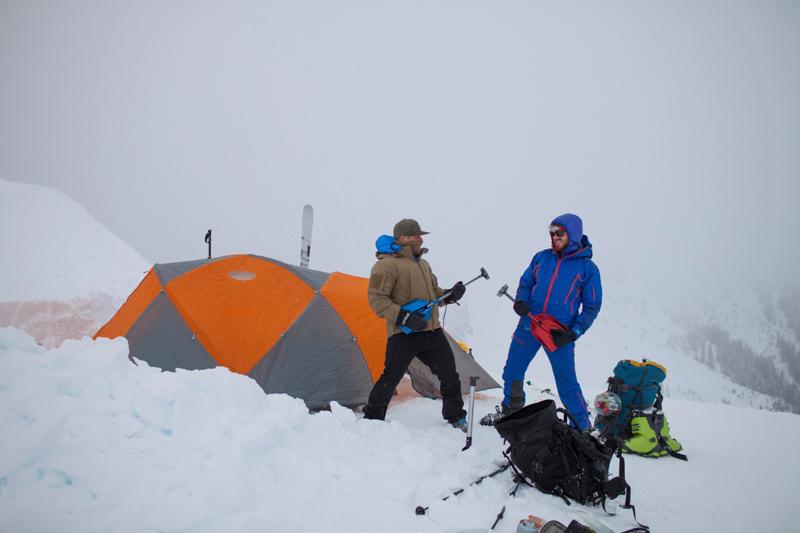 Backcountry Ski and Camp