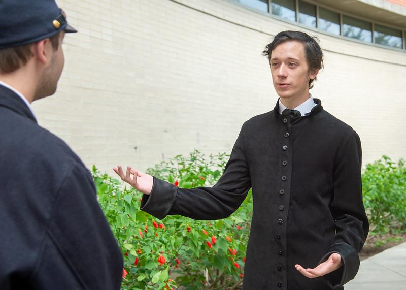Anthony Aspell as Dr. Eli T. Merriman
