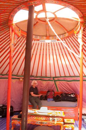 2nd ger camp, Munkh Tenger