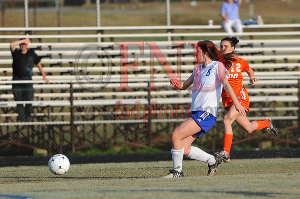 Glenn at Ragsdale Girls Soccer 3/14/12