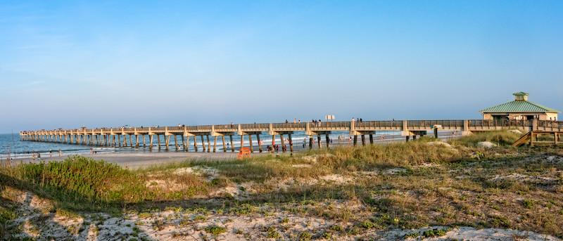 Jacksonville Beach Pier