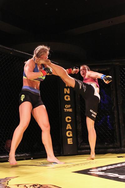 Breea Gilbert vs Heather Bassett