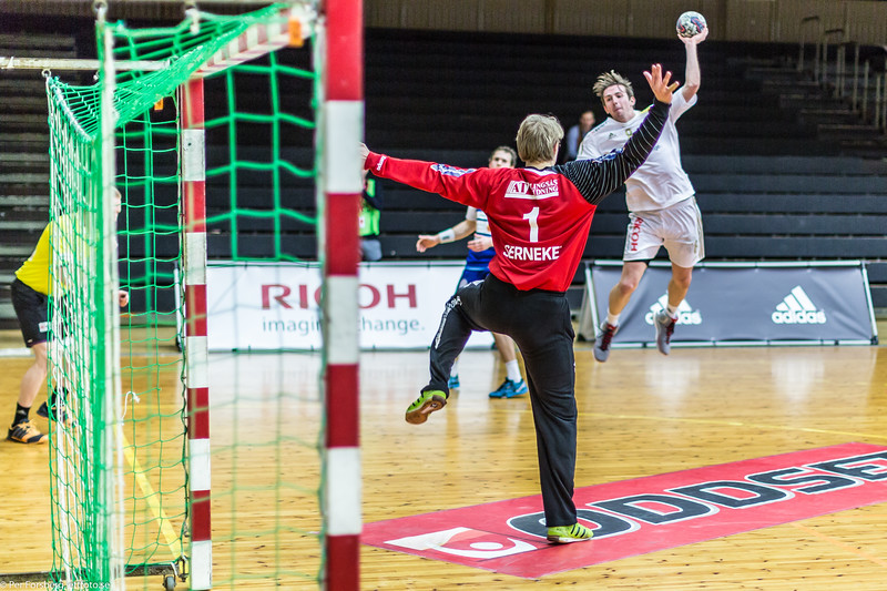Ricoh HK vs Alingsås HK